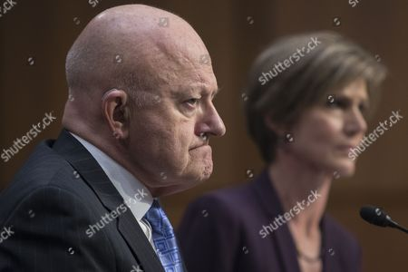 James Clapper and Sally Yates