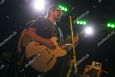 Editorial image of Wheatus in concert at the O2 ABC2, Glasgow, Scotland, UK - 08 May 2017