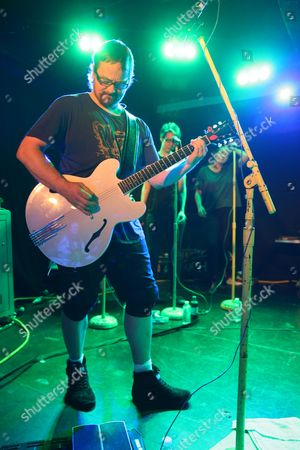 Editorial picture of Wheatus in concert at the O2 ABC2, Glasgow, Scotland, UK - 08 May 2017