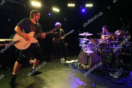 Wheatus - Brendan B Brown, Matthew Milligan and Leo Freire