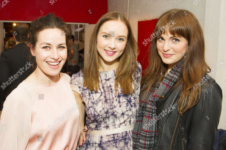 Stock Picture of Maimie McCoy, Alexandra Dowling (Beth) and Tamla Kari