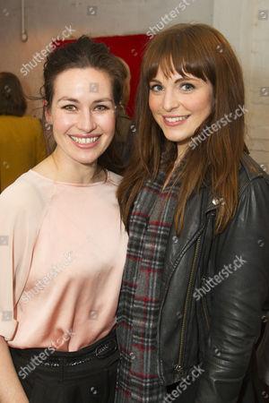 Stock Photo of Maimie McCoy and Tamla Kari