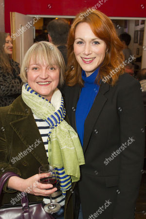 Julie Jupp and Laura Rogers (Sally)
