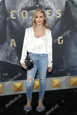Stock Photo of Samaire Armstrong