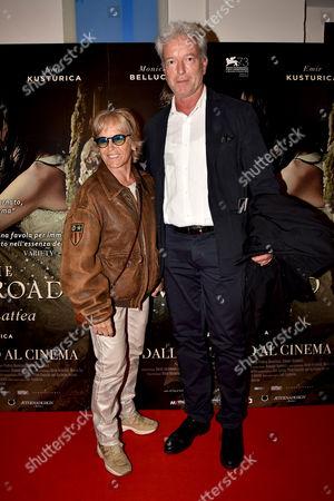 Cinzia TH Torrini with Ralph Palka