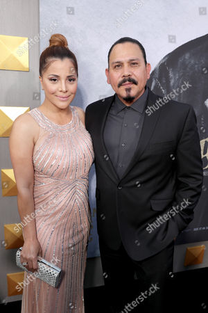 Stock Image of Yadi Valerio, Emilio Rivera