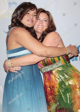 Jordin Sparks and Mother Jodi Sparks