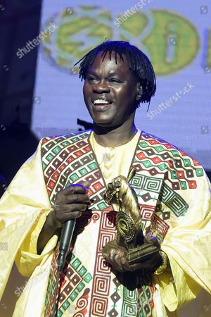 Stock Picture of Baaba Maal