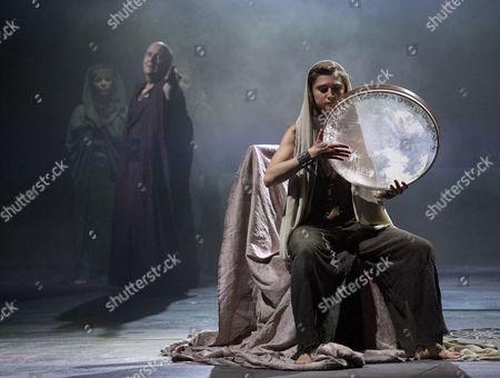 Paul Chahidi as Herod, Isabella Nefar as Salome