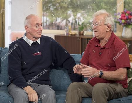 Ron Williams and John Williams