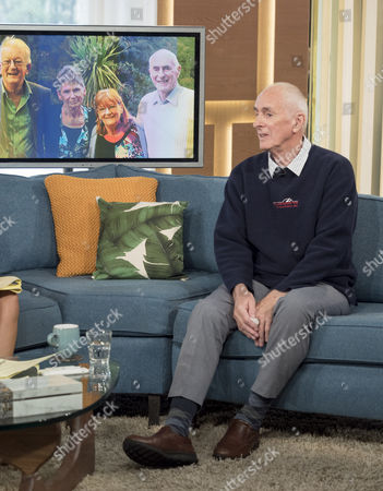 Editorial image of 'This Morning' TV show, London, UK - 09 May 2017