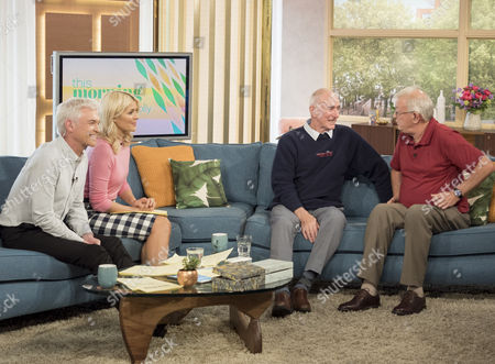 Editorial picture of 'This Morning' TV show, London, UK - 09 May 2017