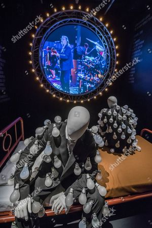 Editorial picture of 'Pink Floyd: Their Mortal Remains' exhibition photocall, V&A Museum, London, UK - 09 May 2017