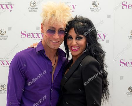 Editorial photo of SEXXY 500th show and 2nd Anniversary, Westgate, Las Vegas, USA - 08 May 2017