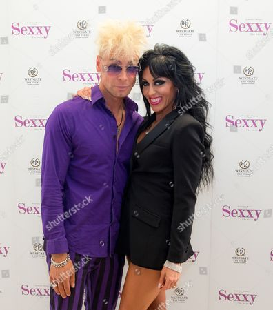 Editorial image of SEXXY 500th show and 2nd Anniversary, Westgate, Las Vegas, USA - 08 May 2017