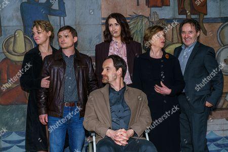 Lisa Wagner, Florian Lukas, Claudia Mehnert, Ruth Reinecke, Uwe Kockisch and Jörg Hartmann