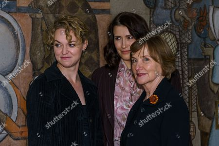 Stock Picture of Lisa Wagner, Claudia Mehnert and Ruth Reinecke
