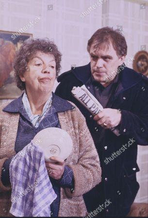 "Editorial image of ""Coronation Street"" TV series - 1987"