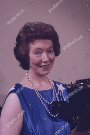 Stock Picture of Olive Pendleton (as Mrs Prendergast)