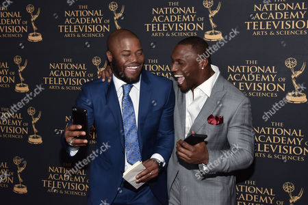 Editorial image of 38th Sports Emmy Awards, Arrivals, New York, USA - 09 May 2017