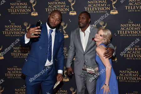 Editorial photo of 38th Sports Emmy Awards, Arrivals, New York, USA - 09 May 2017