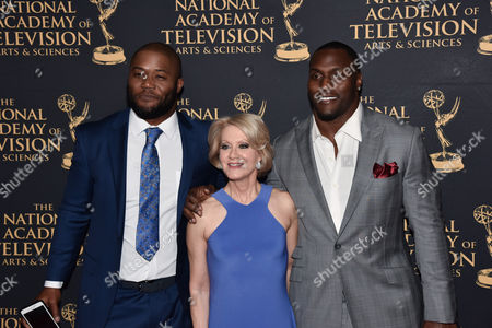 Editorial picture of 38th Sports Emmy Awards, Arrivals, New York, USA - 09 May 2017