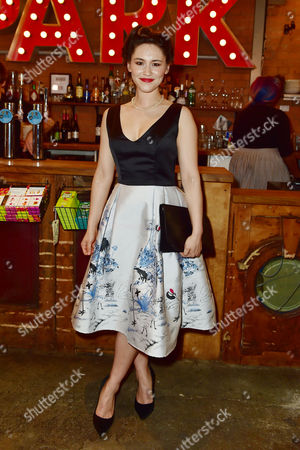 Editorial picture of Park Theatre 4th Birthday Gala, London, UK - 09 May 2017