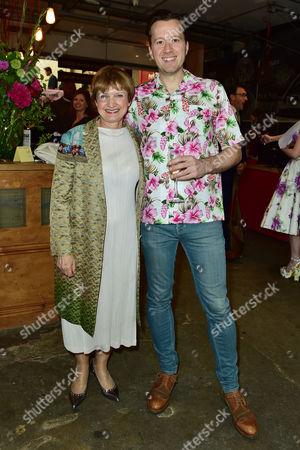 Editorial photo of Park Theatre 4th Birthday Gala, London, UK - 09 May 2017
