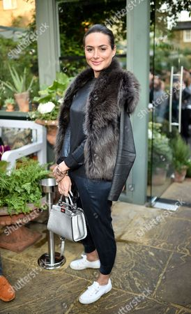 Editorial picture of The Ivy Chelsea Garden annual Summer Garden Party, London, UK - 09 May 2017
