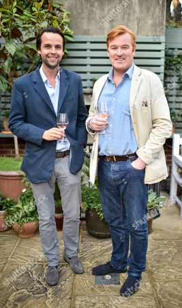 Editorial image of The Ivy Chelsea Garden annual Summer Garden Party, London, UK - 09 May 2017