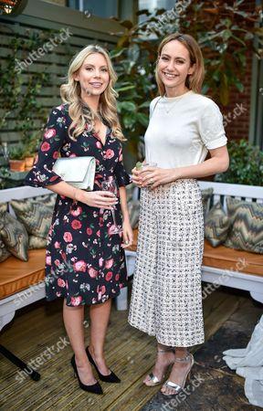 Sophie Caulcutt and Lavinia Brennan