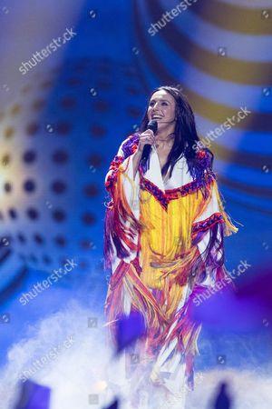 Jamala of Ukraine