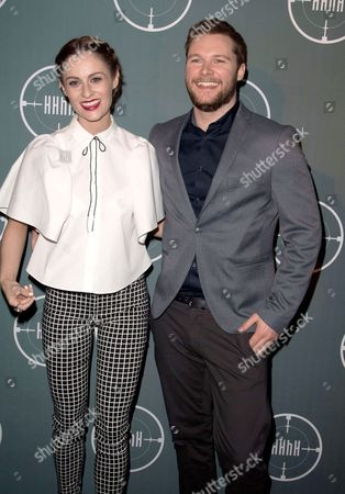 Stock Image of Madeline Mulqueen and Jack Reynor