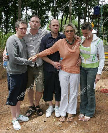 Editorial picture of Malcolm Robertson Murder Case, Satun, Thailand - 25 Mar 2009