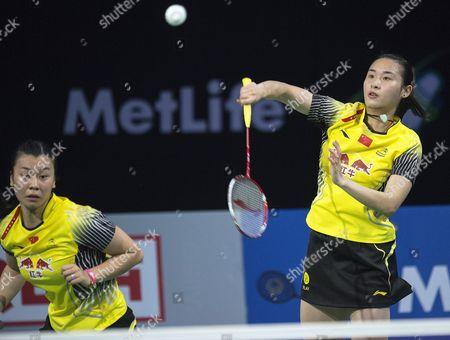 Editorial photo of Denmark Badminton - Oct 2014