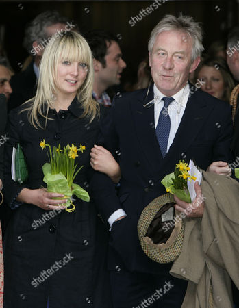 Olivia Llewellyn (Dai's Daughter) and Roddy Llewellyn