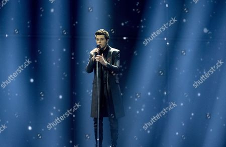 Aram Mp3 Pepresenting Armenia Performs During the 59th Annual Eurovision Song Contest (esc) at the B&w Hallerne in Copenhagen Denmark 10 May 2014 Sixteen Countries Are Competing in the Grand Finale Denmark Copenhagen