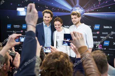 Editorial image of Denmark Eurovision Song Contest 2014 - May 2014