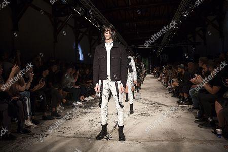 Editorial photo of Denmark Fashion - Aug 2014
