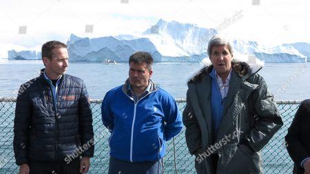 Editorial image of Denmark Greenland Usa Diplomacy - Jul 2016