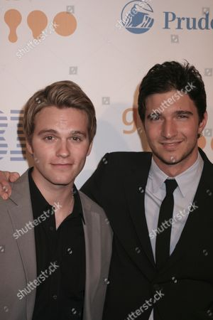 Editorial image of 20th Annual GLAAD Media Awards, New York, America - 28 Mar 2009