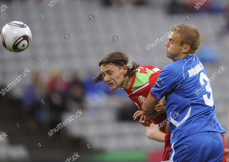 Editorial image of Denmark Soccer Under-21 European Championship - Jun 2011