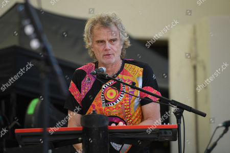 Editorial photo of Loverboy in concert at Sunfest, West Palm Beach, USA - 06 May 2017