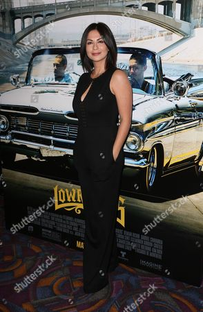 Editorial image of 'Lowriders' special screening, Los Angeles, USA - 09 May 2017
