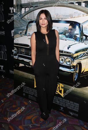 Stock Photo of Sandra Eloani