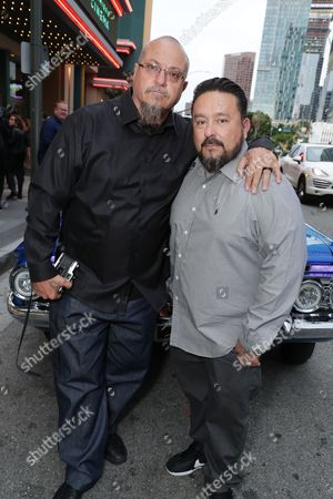 Editorial picture of 'Lowriders' special film screening, Los Angeles, USA - 09 May 2017