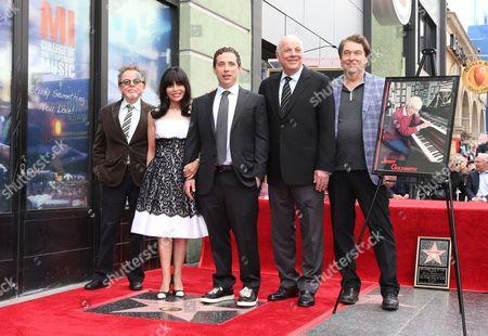 Carol Goldsmith, Aaron Goldsmith, David Newman, Charles Fox, Paul Williams