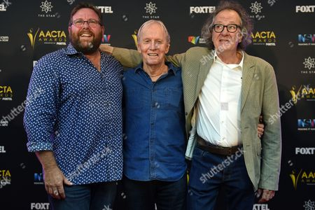 Editorial picture of Australia Aacta Award - Dec 2016