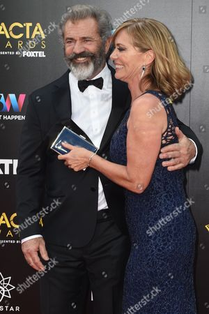 Editorial picture of Australia Cinema Aacta Awards - Dec 2016