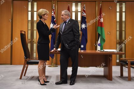 Editorial image of Australia Jordan Royals Visit - Nov 2016